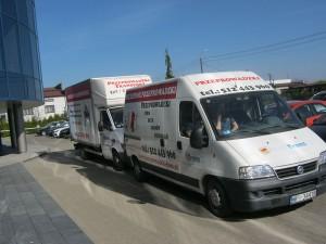 przeprowadzki w Łomiankach