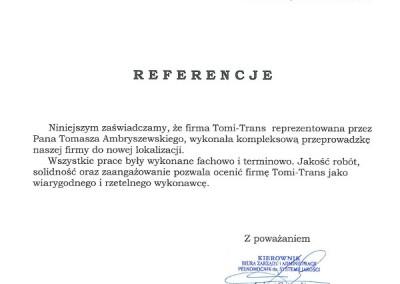 KREVOX EUROPEJSKIE CENTRUM EKOLOGICZNE SP. Z O.O.