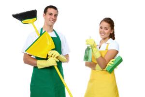 Sprzątanie po przeprowadzce